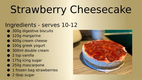 Cheesecake how to make Tutorial