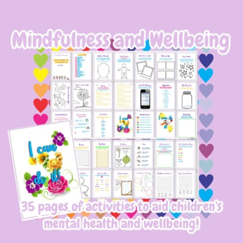 Mindfulness and well-being 35 page activity resource pack