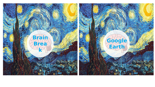 Brain Break Stars