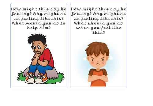 Emotions Task