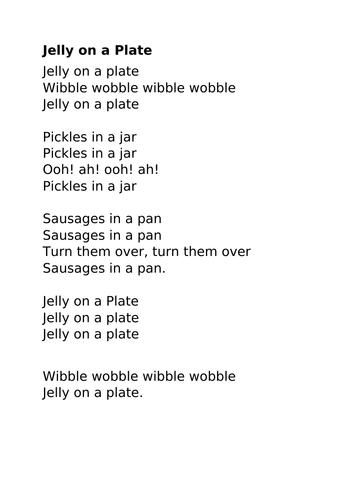 KS1 Christmas Poetry English Planning (6 of 7)