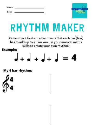 Rhythm Maker