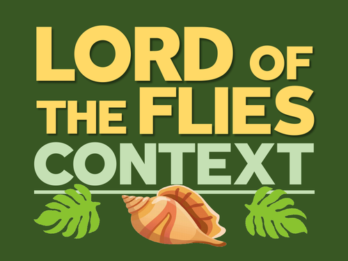 Lord of the Flies: Context
