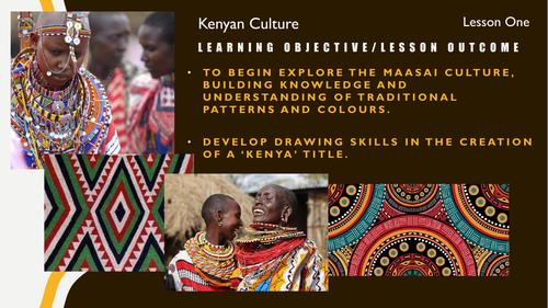 Kenyan Project SOW