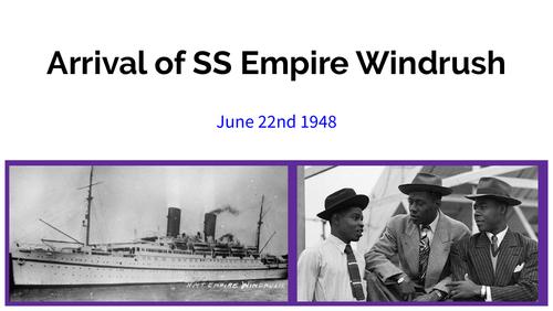 Windrush Arrival, Commemoration & Legacy