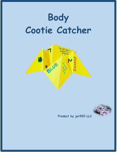 Body Cootie Catcher