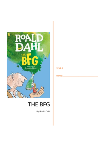 The BFG Workbook