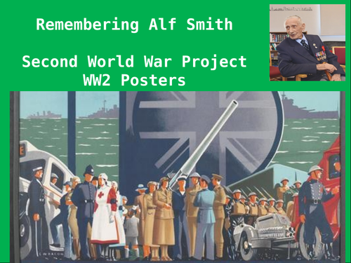 Posters of  WW2