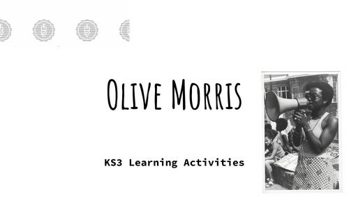 Olive Morris - KS3