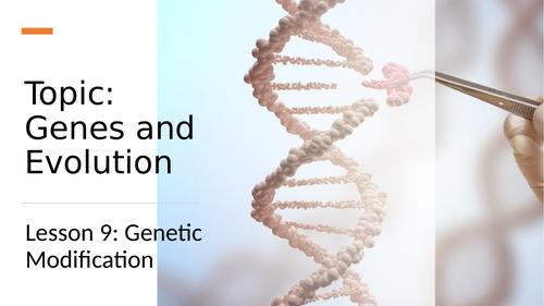 Genetic Modification DL