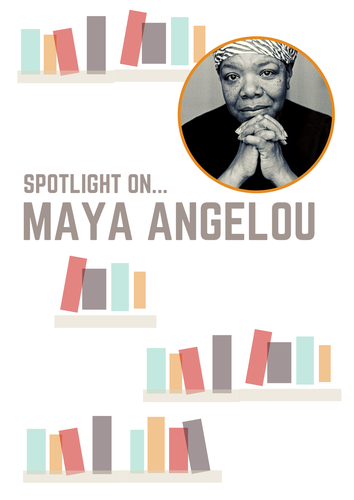 Black History Month: Author Display Posters