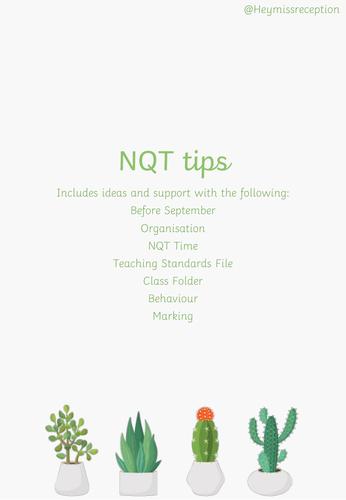 NQT Tips