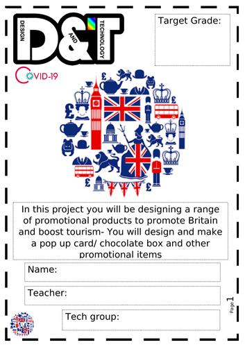 COVID 19 DT project- BRITISH