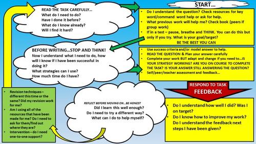Self regulated learning model