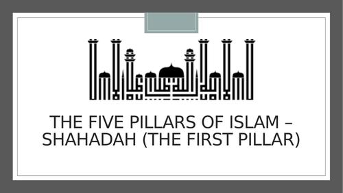 Shahadah & The Five Pillars of Islam