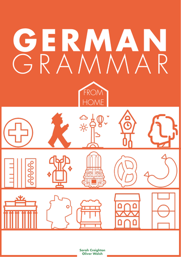 Answer Booklet for German Grammar Guide