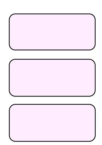 Vocab Blank Tiles