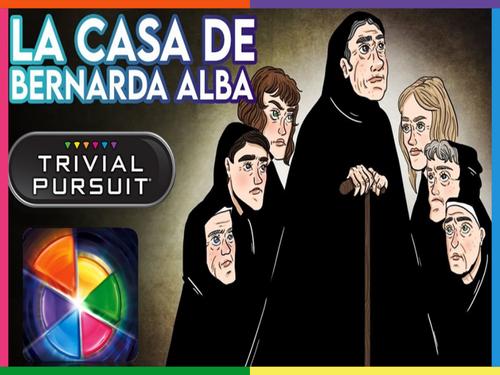 La casa de Bernarda Alba, trivial pursuit