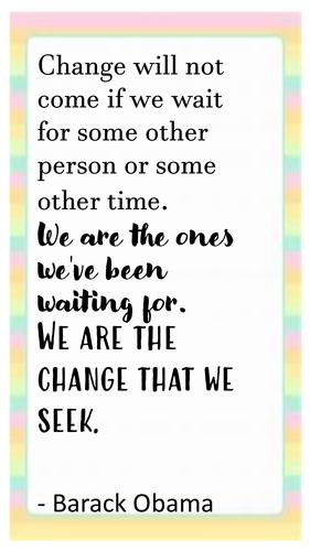 Positive Diverse Quotes Prints
