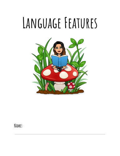 Language Features Booklet