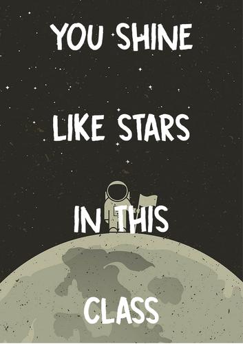 Stars Display