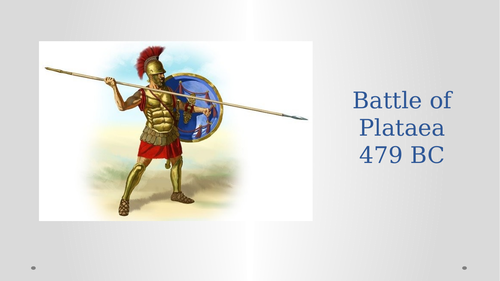 Battle of Plataea and Mycale