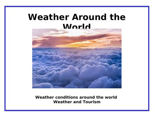Weather Around the World - PowerPoint