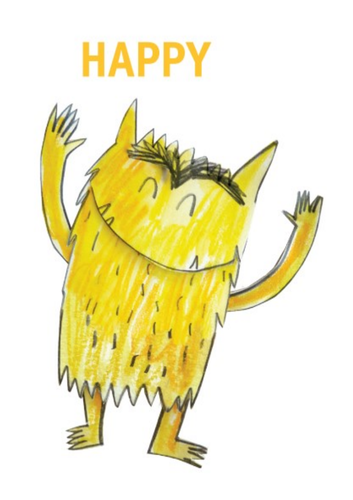Planning And Resources For The Colour Monster By Anna Llenas Teaching Resources