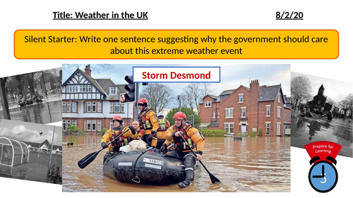 Flooding in the UK