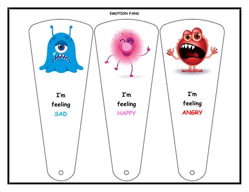 Emotion Fans - Mental Health