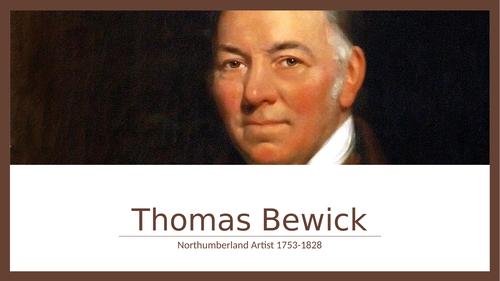 Thomas Bewick artist ppt
