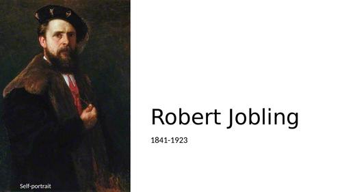 Robert Jobling artist ppt