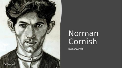 Norman Cornish Pit Painter ppt