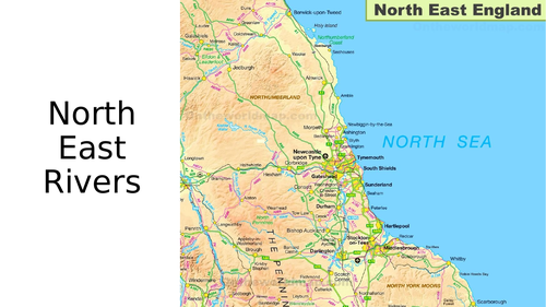 North East English Rivers