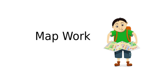 Local Area Map Work and Symbols