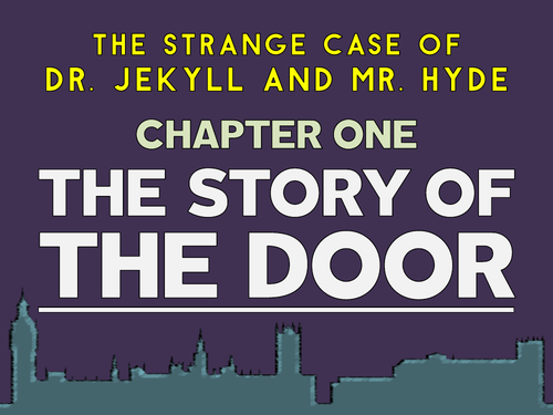 Jekyll & Hyde: Chapter 1