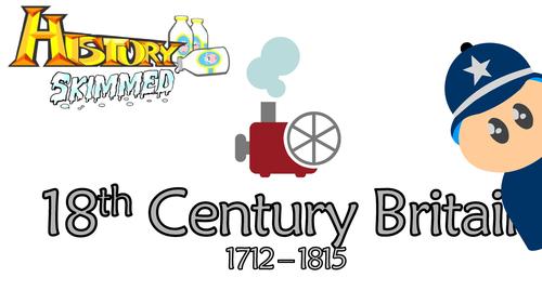 18th century Britain (7/11)