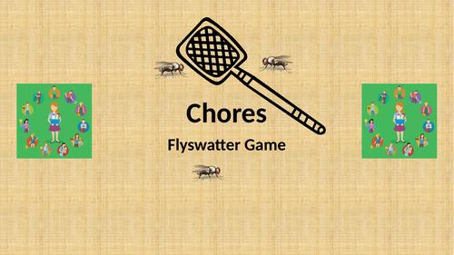 Chores Flyswatter