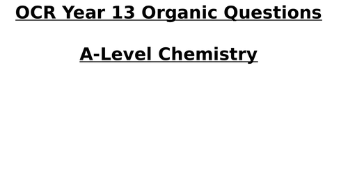 Tough OCR Exam questions and answers