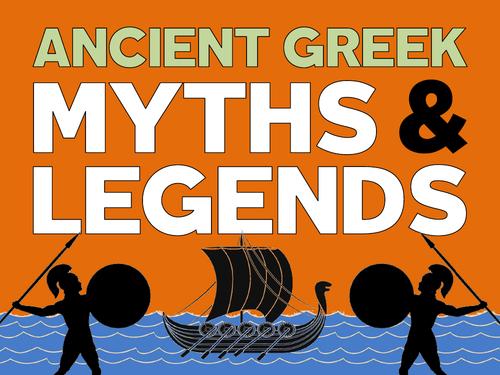 Greek Myths & Legends: Introduction