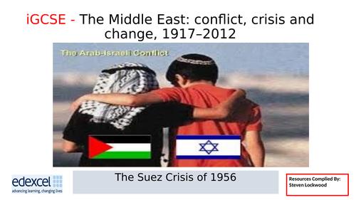 iGCSE History 8: The Suez Crisis 1956