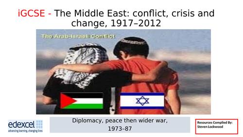 iGCSE History 16: Effects of The Lebanon War 1982-87