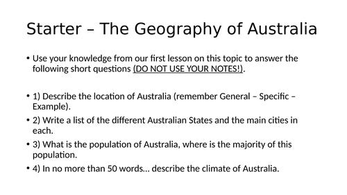 The Impacts of the 2019/2020 Australian Bushfires
