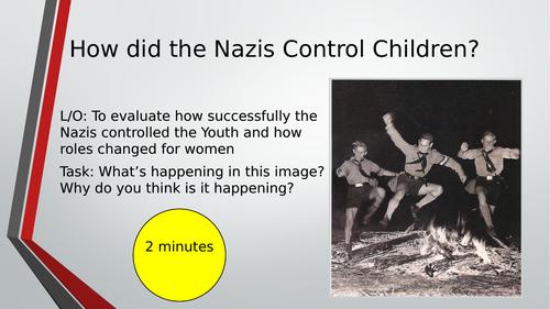 Women, Children & Workers in Nazi Germany