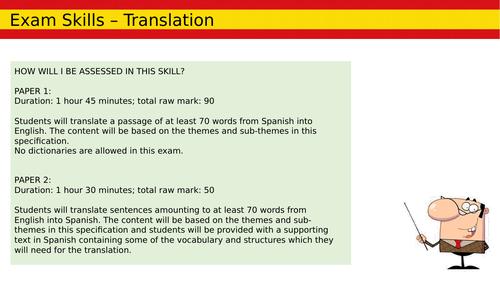 AS Translation Skills Lesson