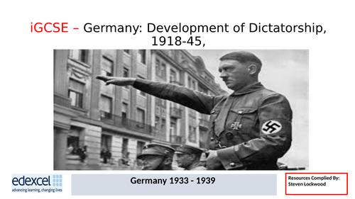 GCSE History: 14. Germany - Night of the Long Knives 1934
