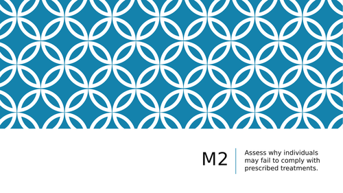 Health and Social Care Unit 22 Psychology M2 D2