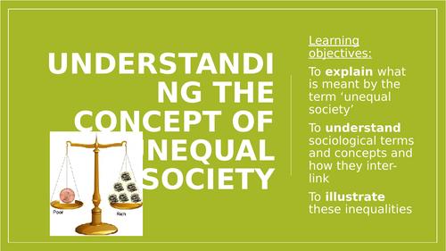 Health & Social care: Sociology