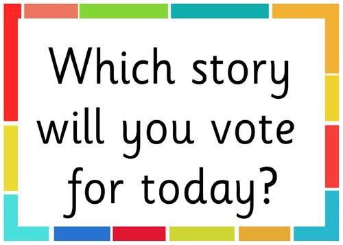 Storytime Vote
