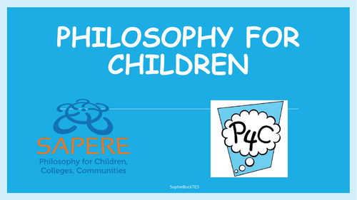 Philosophy for Children CPD